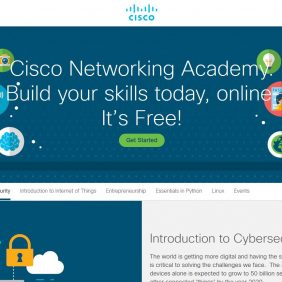 Free Training by Cisco